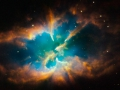 Flash explosions of stars are called supernovae