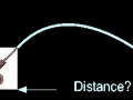 The simplest experiment to theory of gravitation