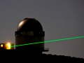 The laser beam is used for  very many purposes