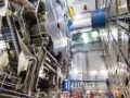 Nearly the most complicated detector ATLAS for the biggest collider LHC