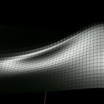 The two-dimensional curved space